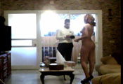 Watch video Naked Pizza Delivery 2 (Vanesa)
