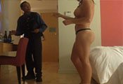 Watch video Seducing A Lucky Room Service Attendant