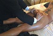 Watch video PART 2: Massage – Room Service (Paulina)